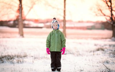 8 Reasons why Winter is a great time for outdoor family photography