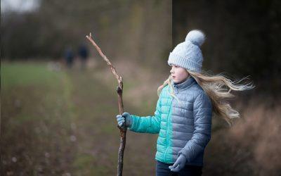 Why do family photographers edit their photos?