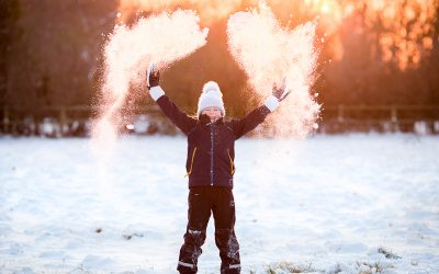 8 Easy ways to photograph your kids enjoying the snow