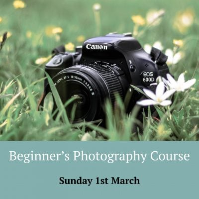 photography course cambridge