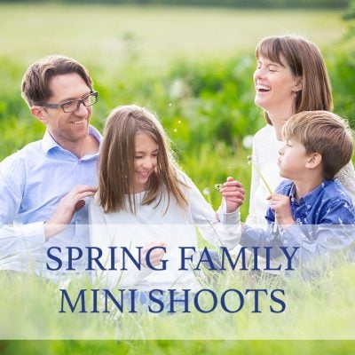 family mini shoots
