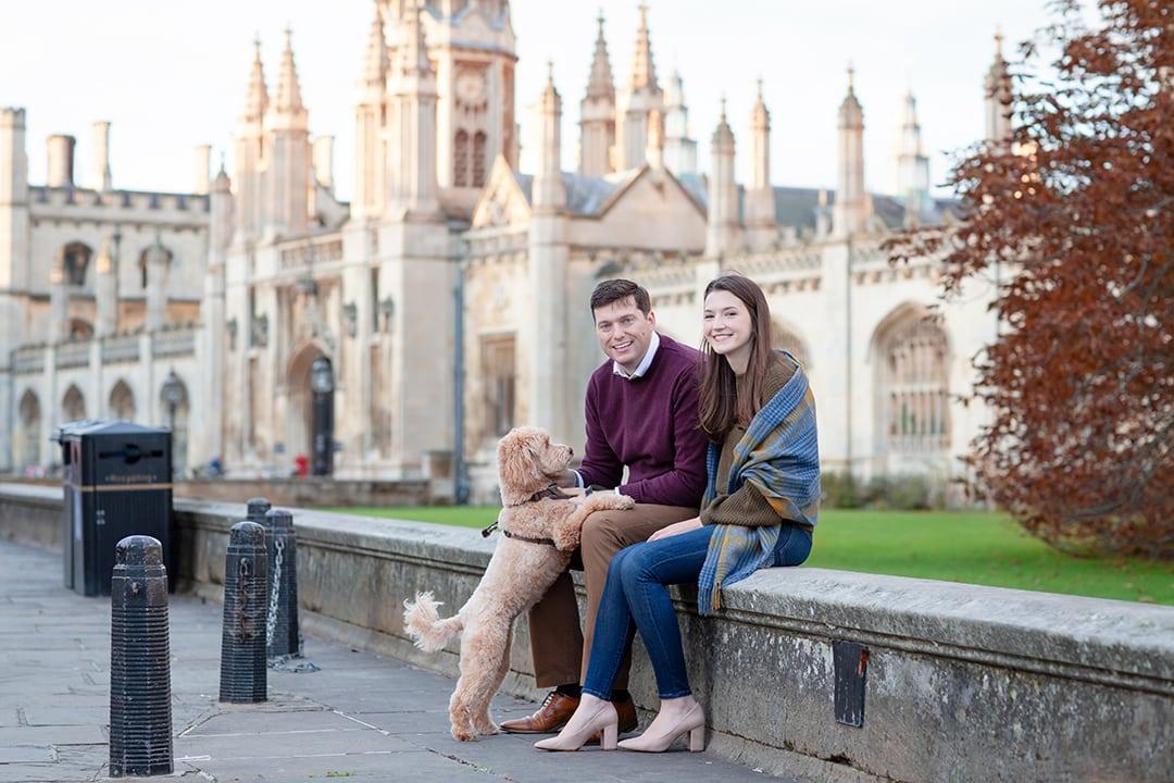 Cambridge city centre