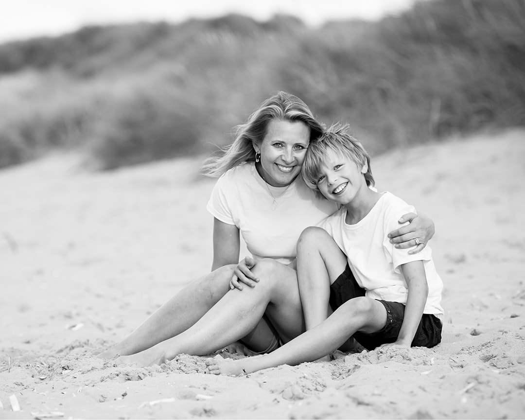 location for your family photo shoot