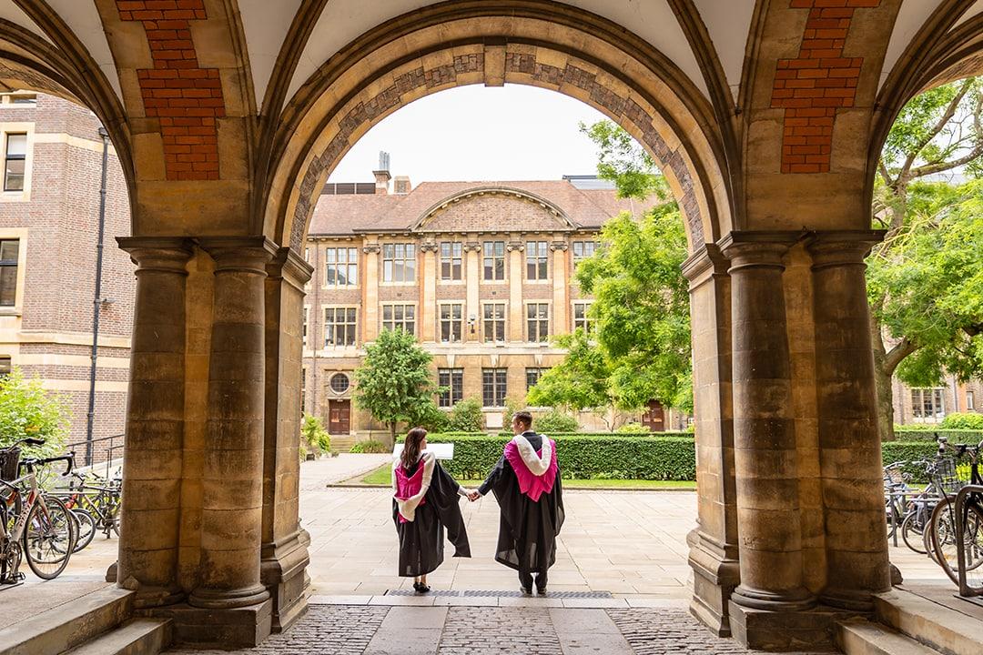 Cambridge photoshoot